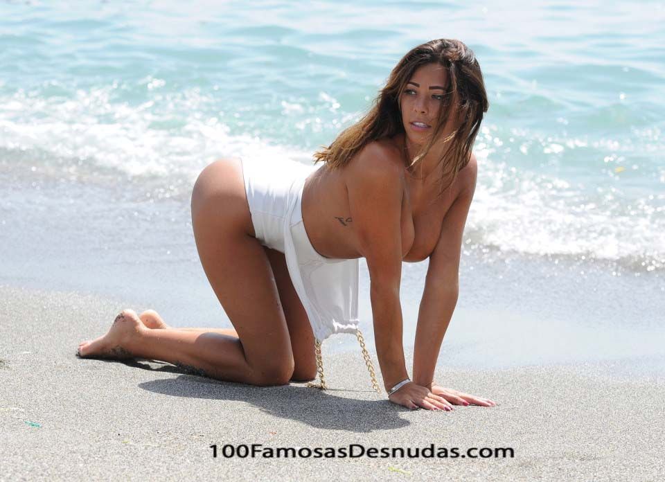 pascal craymer continues shooting for her up coming calendar in spain