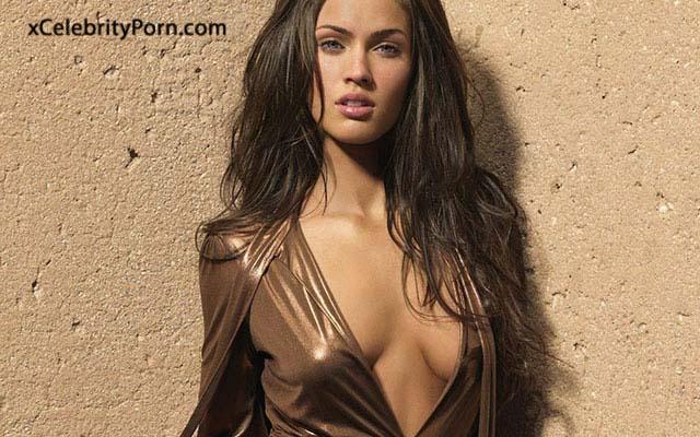 Megan Fox fotos desnudas porno