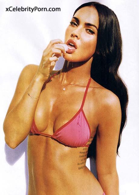 Fotos de desnudos de Megan Fox filtradas en internet