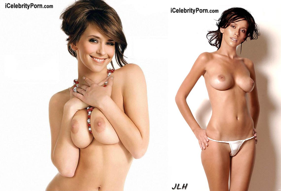 Love topless jennifer hewitt nude
