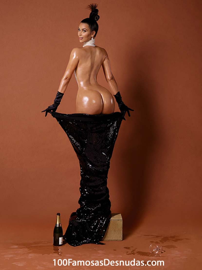 Kardashian pussy kim porn