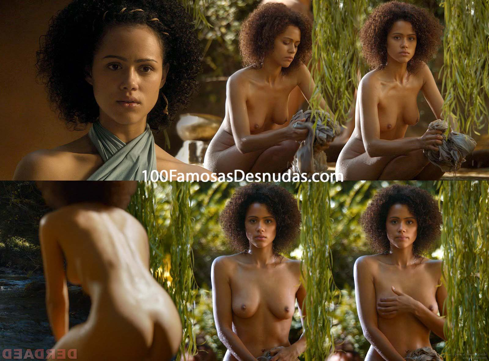 Nathalie Emmanuel - videos  porno -famosas follando - fotos xxx - celebrity xxx (3)