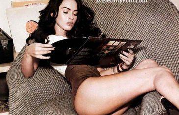 El desnudo de Megan Fox XXX